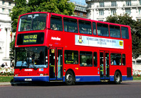 Route 82, Metroline, TPL253, LN51KYJ, Marble Arch