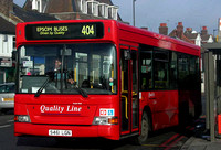 Route 404, Quality Line 461, S461LGN, Coulsdon
