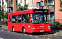 Route H28, Abellio London 8114, KX06LYT, Isleworth
