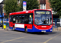 Route E6, Metroline, DE958, LK58CTU, Greenford, Red Lion