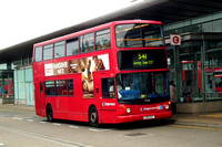 Route 541, Stagecoach London 17531, LX51FOT, Canning Town