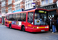 Route 61, First London, DMS41458, LT02ZDM, Bromley