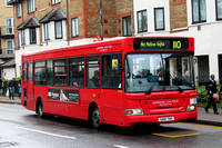 Route 110,  London United RATP, DPS587, SN51TBO, Hounslow