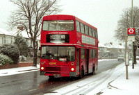 Route W8, London Northern, M148, BYX148V, Enfield
