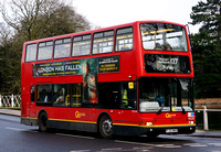 Route 127, Go Ahead London, PVL376, PJ53NKN, Carshalton