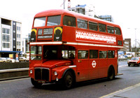 Route 119, London Transport, RM284, VLT284, Croydon