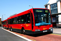 Route 413, Go Ahead London, SOE37, LX09EVF, Sutton