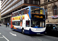 Route 101, Stagecoach Manchester 19246, MX08GMO, Manchester