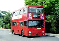Route 213A, London Transport, DMS1408, MLH408L