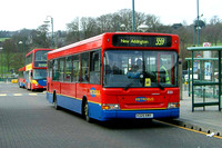 Route 359, Metrobus 325, V325KMY, Addington Village