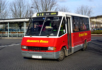 Route K15, Redroute Buses, G779WFC, Bluewater