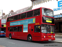First London, TNA33382, LK53EZB, Northfields Station