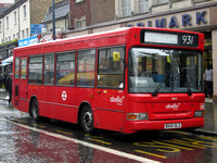 Route 931, Abellio London 8013, BX54DLZ, Lewisham