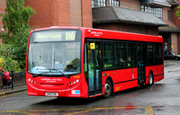 Route 116, London United RATP, DLE10, SN60EBL, Hounslow