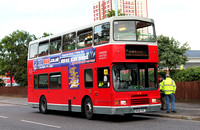 London United, VA48, R948YOV, Concert Shuttle, Twickenham