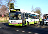 Route 254, Countryliner, DP25, X601AHE, Hawkhurst