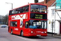 Route 258, Arriva The Shires 6006, KL52CWV, Bushey