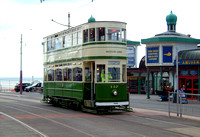 Blackpool Tram 147, North Pier