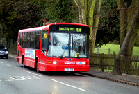Route R4, Metrobus 142, LT02ZDR, St Mary Cray