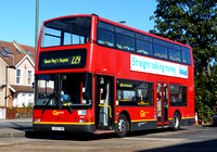 Route 229, Go Ahead London, VP17, X169FBB, Bexleyheath