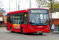Route B15, Arriva Kent Thameside 4023, GN58BUP, Bexleyheath