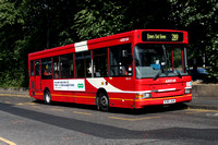 Route 289, Arriva London, DDL10, S310JUA, Purley Station