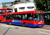 Route 493, Centra London, DC17, KU02YBE, Wimbledon