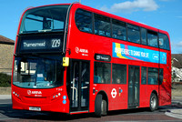 Route 229, Arriva London, T315, LK65ENE, Bexleyheath