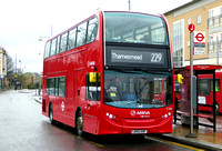 Route 229, Arriva London, T316, LK65ENF, Erith