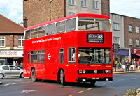 Route 248, London Bus Company, T1 THX401S, Hornchurch