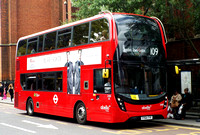 Route 109, Abellio London 2488, YY64TYF, Croydon