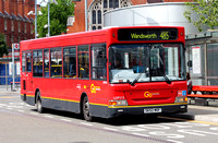 Route 485, Go Ahead London, LDP215, SK52MOF, Hammersmith