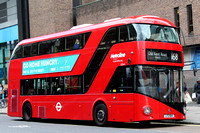 Route 168, Metroline, LT641, LTZ1641, Waterloo