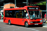 Route W12, CT Plus, OS4, YJ10EYF, Walthamstow