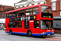 Route 182, Metroline, ET767, LV51YCF, Harrow Weald