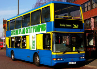 Route 261, Metrobus 418, LV51YCD, Bromley