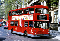 Route 171A, Leaside Buses, M1309, C309BUV, Aldwych