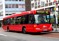 Route 405, Metrobus 564, YN08OAW, Croydon