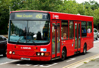 Route 450, Arriva London, DWS4, LJ53NHC, Crystal Palace