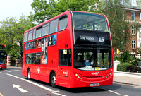 Route E9, Abellio London 9461, LJ09CEA, Ealing Broadway