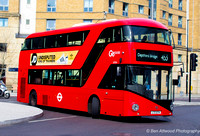 Route 453, Go Ahead London, LT274, LTZ1274, Elephant & Castle