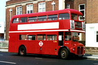 Route 208, London Transport, RM1775, 775DYE, Catford Garage