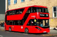 Route 78, Arriva London, HA8, LK65BZE, Shoreditch
