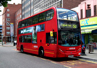 Route 150, Arriva London, T24, 324CLT, Ilford