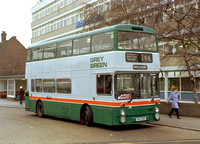 Route 298, Grey Green 491, GND491N, Cockfosters