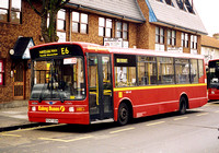 Route E6, First London, DM147, P247OEW, Greenford