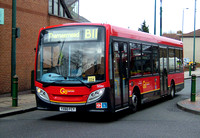 Route B11, Go Ahead London, SE84, YX60FCY, Bexleyheath