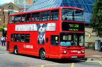 Route 258, Arriva The Shires 6018, KL52CXK, Watford