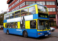 Route 261, Metrobus 425, LV51YCL, Bromley