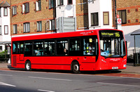 Route 116, London United RATP, DLE14, SN60EBU, Hounslow